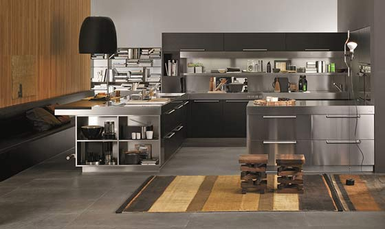 Kitchen Companies in Dubai - Arclinea Italian Kitchen Dubai | Modular  Kitchen